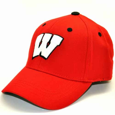 Wisconsin Youth FlexFit Hat