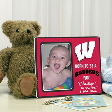 Wisconsin Youth Picture Frame