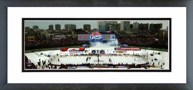 Wrigley Field 2008-09 NHL Winter Classic Panoramic