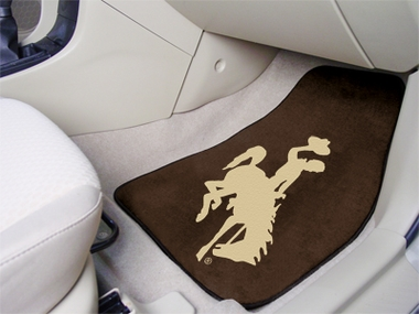 Wyoming 2 Piece Car Mats