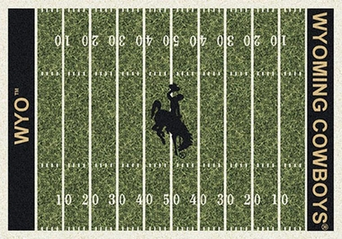 "Wyoming 7'8"" x 10'9"" Premium Field Rug"