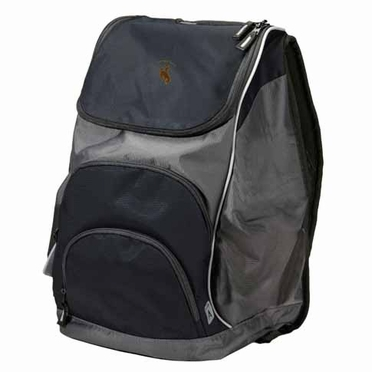 Wyoming Action Backpack (Color: Black)