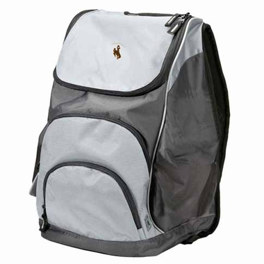 Wyoming Action Backpack (Color: Grey)
