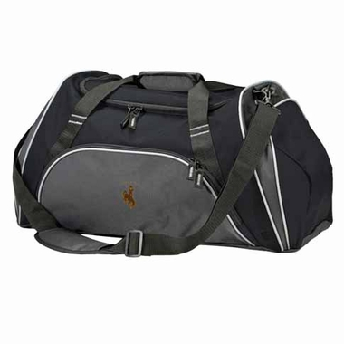 Wyoming Action Duffle (Color: Black)