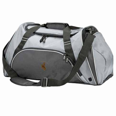 Wyoming Action Duffle (Color: Grey)