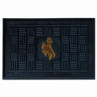 Wyoming Heavy Duty Vinyl Doormat