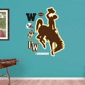 University of Wyoming Wall Decorations