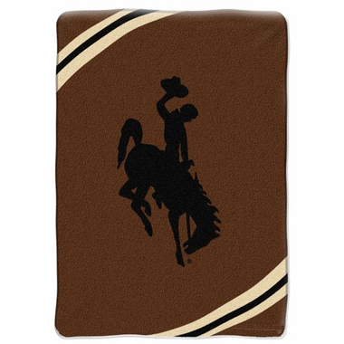 Wyoming Oversize Plush Blanket