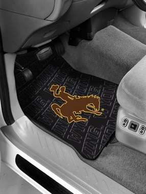 Wyoming Set of Rubber Floor Mats