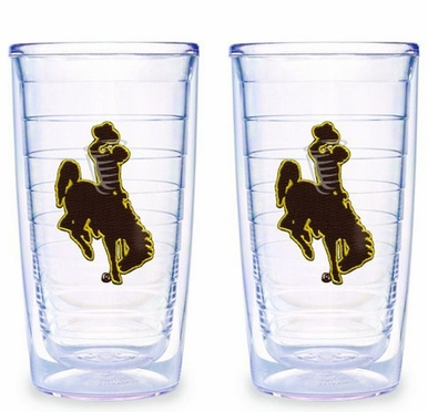 Wyoming Set of TWO 16 oz. Tervis Tumblers
