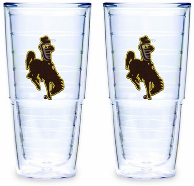 Wyoming Set of TWO 24 oz. Tervis Tumblers