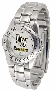 Wyoming Sport Women's Steel Band Watch