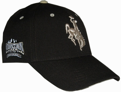 Wyoming Triple Conference Adjustable Hat