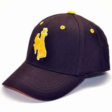 Wyoming Youth FlexFit Hat
