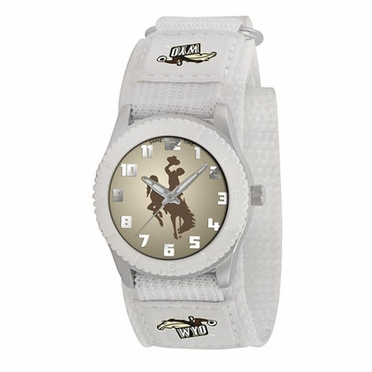 Wyoming Youth Rookie Watch (White)