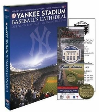 Yankee Stadium: Baseball's Cathedral DVD (Collector's Edition)
