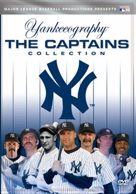 Yankeeography: The Captains Collection DVD