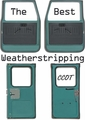 Weatherstripping - Doors - All