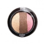 Neopolitan Baked Triple Shadow