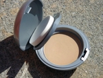 Wet/Dry Dual Powder Foundation Warm Beige #42