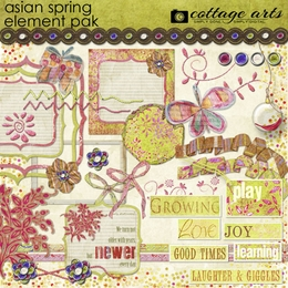 Asian Spring Element Pak