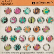 Be Bold AlphaSet
