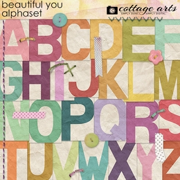 Beautiful You AlphaSet