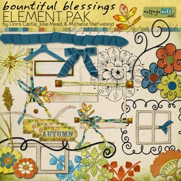 Bountiful Blessings Element Pak