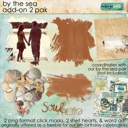 By the Sea Add-On 2 Pak