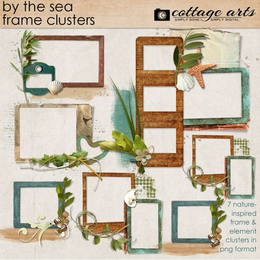 By the Sea Frame Clusters