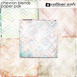 Chevron Blends Paper Pak