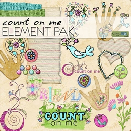 Count on Me Element Pak