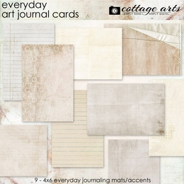 Everyday Art Journal Cards