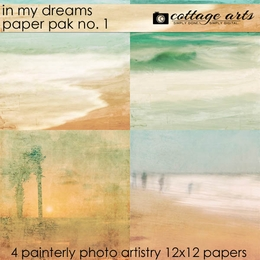 In My Dreams 1 Paper Pak
