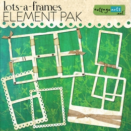 Lots-A-Frames Element Pak