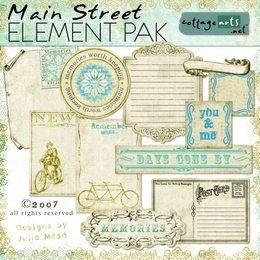 Main Street Element Pak