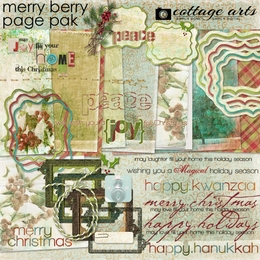 Merry Berry Page Pak