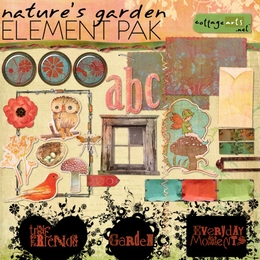Nature's Garden Element Pak w/ Alpha