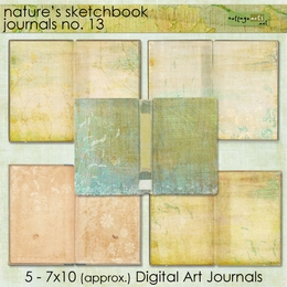 Nature's Sketchbook - Journals 13