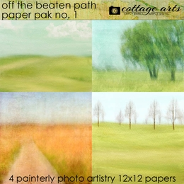Off the Beaten Path 1 Paper Pak