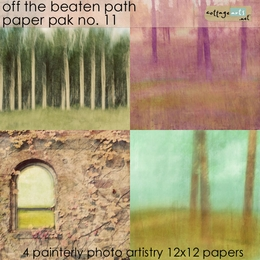 Off the Beaten Path 11 Paper Pak