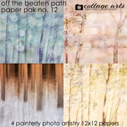 Off the Beaten Path 12 Paper Pak