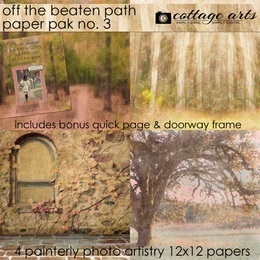 Off the Beaten Path 3 Paper Pak