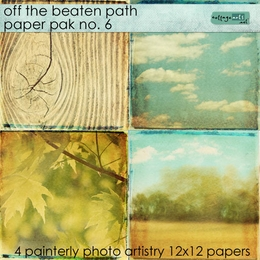 Off the Beaten Path 6 Paper Pak