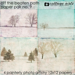 Off the Beaten Path 9 Paper Pak
