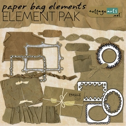 Paper Bag Element Pak