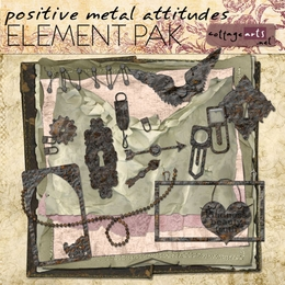 Positive Metal Attitudes Element Pak
