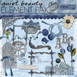 Quiet Beauty Element Pak w/Alpha