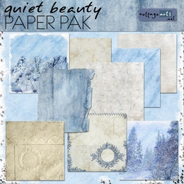 Quiet Beauty Paper Pak