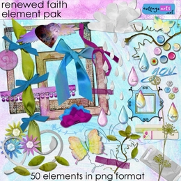 Renewed Faith Element Pak